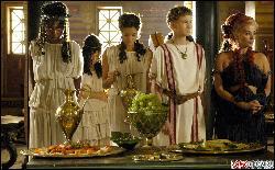 Кадры из сериала рим rome